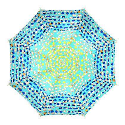 Textural Collection multicolored Umbrella