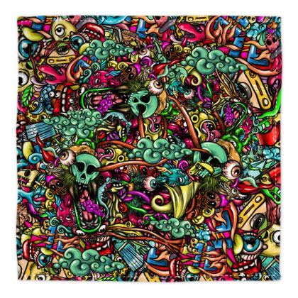 Doodles Bandana