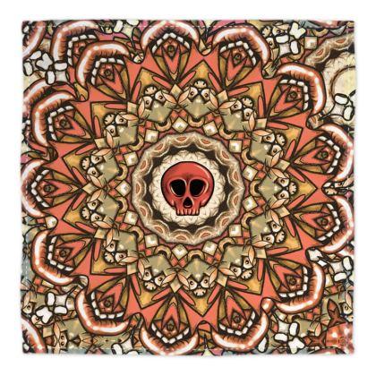 Skull Mandala Bandana