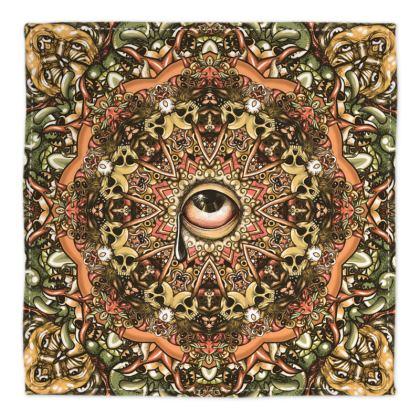 Eye Mandala Bandana
