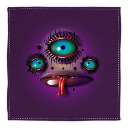 3 eyes Bandana