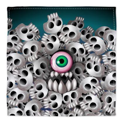 Skull Monster Bandana