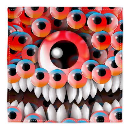 Monster eyes Bandana