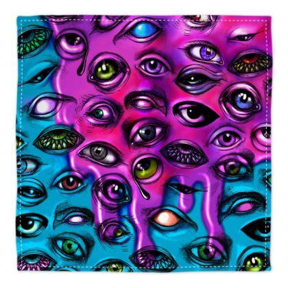 Eyes melting Bandana