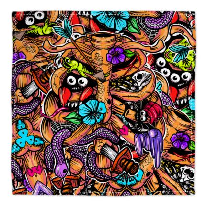 Doodles Bones Bandana