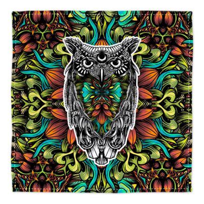 Owl Bandana