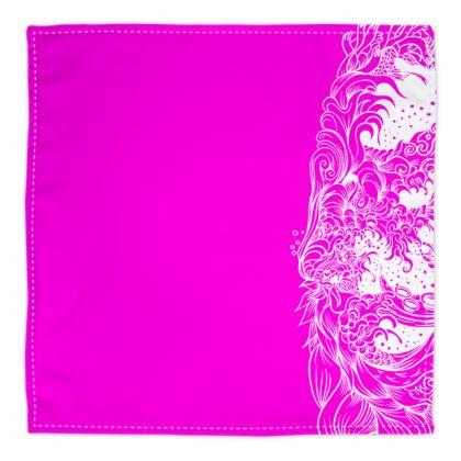 Pink Wave Bandana