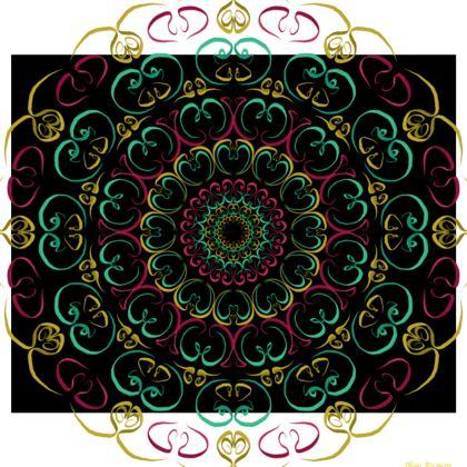 Freedom, Kimono Mandala Mode
