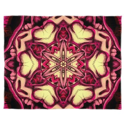 Kaleidoscope 10 Scarf Wrap Or Shawl