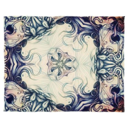 Kaleidoscope 8 Scarf Wrap Or Shawl