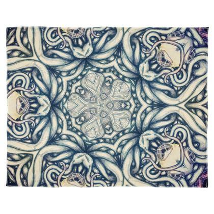 Kaleidoscope 7 Scarf Wrap Or Shawl