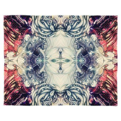 Kaleidoscope 6 Scarf Wrap Or Shawl