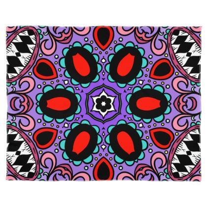 Kaleidoscope 1 Scarf Wrap Or Shawl