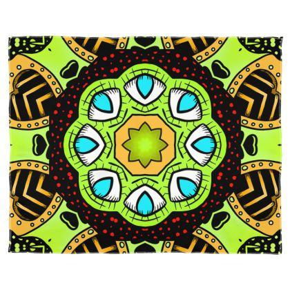 Kaleidoscope 3 Scarf Wrap Or Shawl