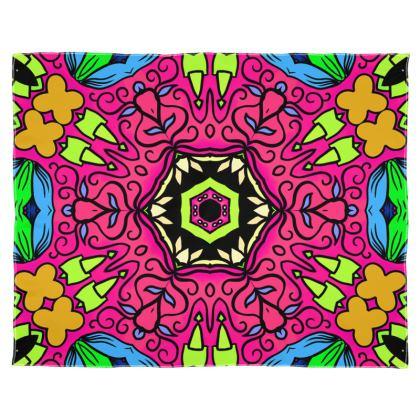 Kaleidoscope 4 Scarf Wrap Or Shawl