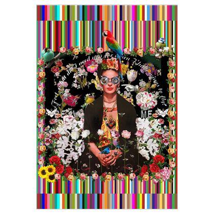Frida Incognito Fabric