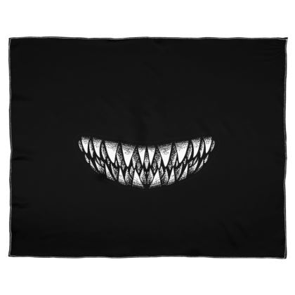 Smile Scarf Wrap Or Shawl