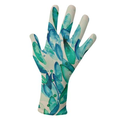 Succulent Leaves Glove Set