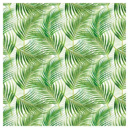 Tropical Garden Collection Folding Stool Chair