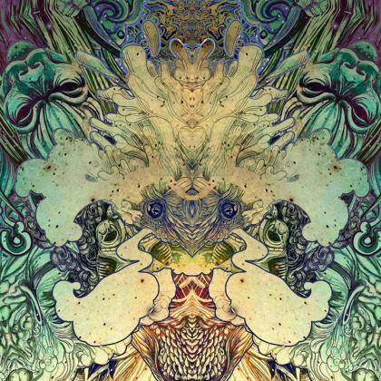 Kaleidoscope 1 Kimono