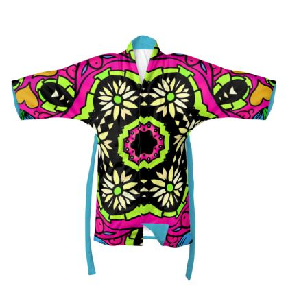 Mandala 4 Kimono