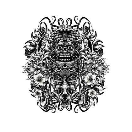 Totem Kimono