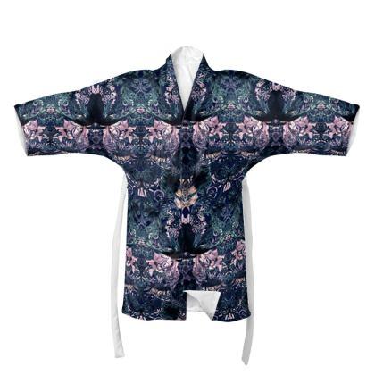 Textile Design Print - Kimono