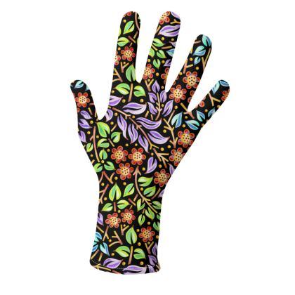 Filigree Floral  Gloves 2 pack