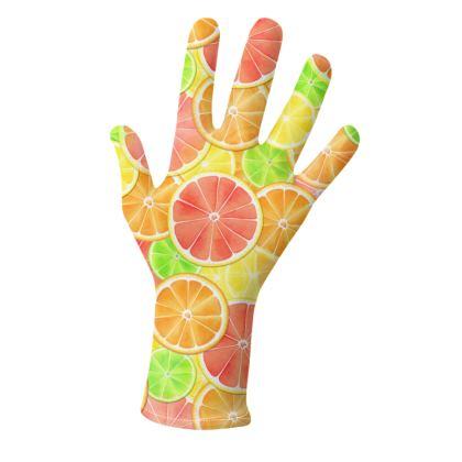 Citrus Delight Gloves 2 pack