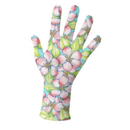 Apple Blossom Spring Gloves 2 pack