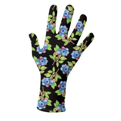 Wild Maine Blueberries Gloves 2 pack