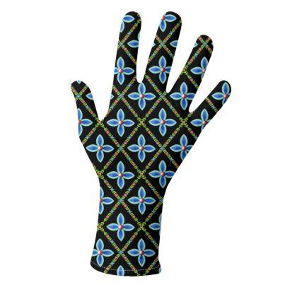 Elizabethan Quatrefoil Gloves 2 pack