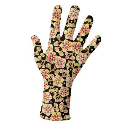 Spring Blossoms Gloves 2 pack