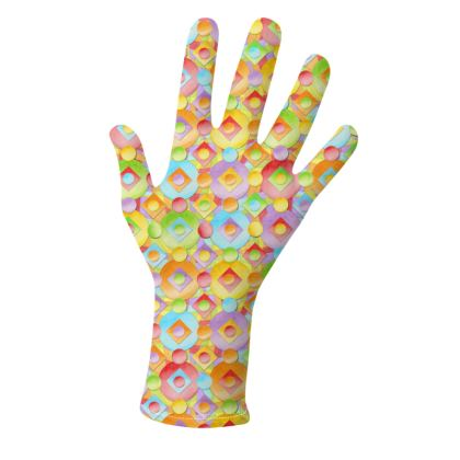 Candy Rainbow Gloves 2 pack