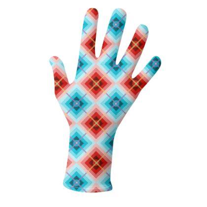 Geometric Argyle Gloves 2 pack