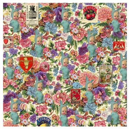 Mon Lapinou du Coeur Kimono