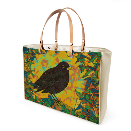 Blackbird and Ivy Handbag