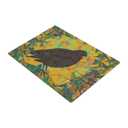 Blackbird and Ivy Glass Chopping Board