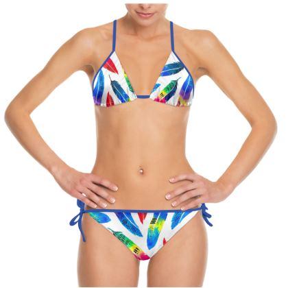 Exotic Parrot Bikini