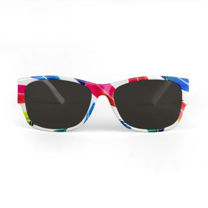 Exotic Parrot Sunglasses