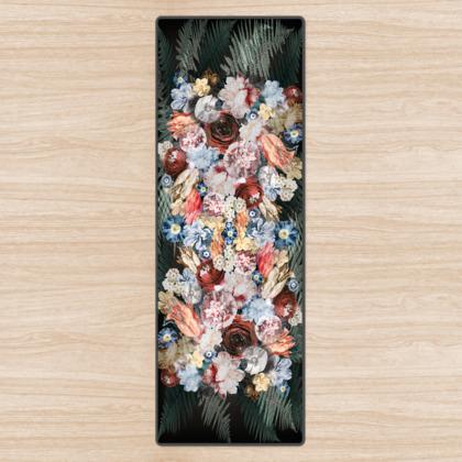 Bouquet - Yoga Mat
