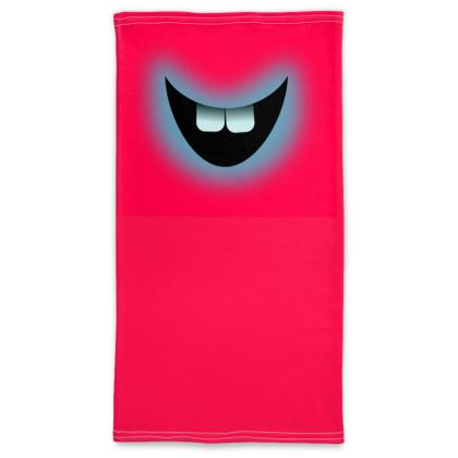 smile Neck Tube Scarf