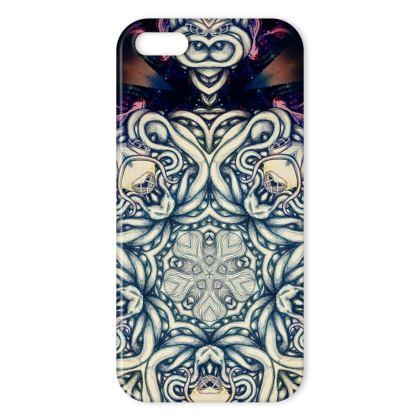 Kaleidoskope 3 IPhone Case