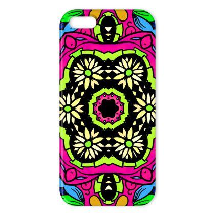 Mandala 2 IPhone Case