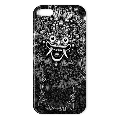 Bali Mask IPhone Case