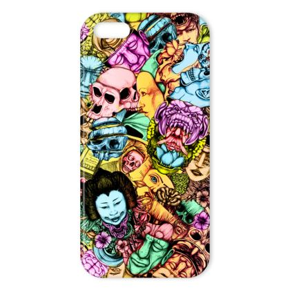 Men and Mutants Color IPhone Case