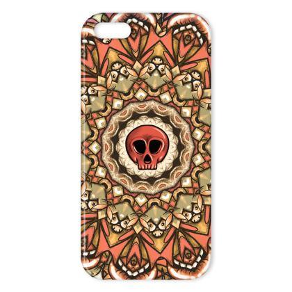 Mandala Skull IPhone Case