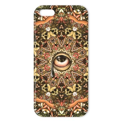 Mandala Eye IPhone Case