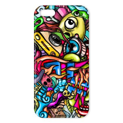 Doodles 2 IPhone Case