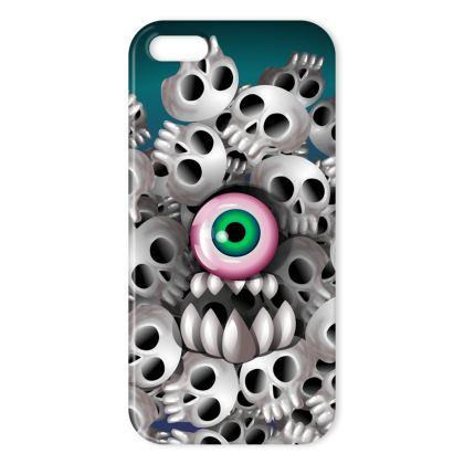 Skull Monster IPhone Case